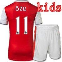 Wholesale Arsenales KIDS style casual spor ALEXIS Team custom made OZIL GIROUD WALCOTT Short sleeve RAMSEY WILSHERE NO