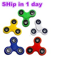 Wholesale 2017 Hot Toy Hand Spinner Fidget Toy Good Choice For decompression anxiety Finger Toys For Killing Time
