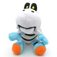 Grossiste-16cm Super Mario Bros Dry Bones Peluches Jouets en peluche animaux Figurines Toy Peluche pour enfants Cadeaux de Noël