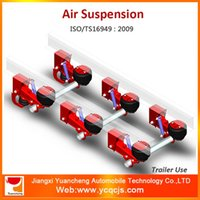 axle bpw - BPW Axle Volvo Commercial Vehicle Air Suspension System Trailer Air Suspension