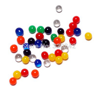 Wholesale 10 bags DIY Magic Pearl Crystal Soil Water Beads pearl colorful clay soil crystal boll rainbow color crystal For home decoration