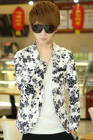 Wholesale New age season youth leisure small suit tide male han edition student sports coat of cultivate one s morality
