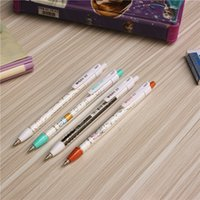 Wholesale M G H4902 Candy color series mechanical pencil mm Cute Cat plastic pencil for Gift School Office Supplies