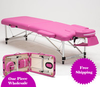 beauty spa services - High Quality Folding Massage Table Professional Massage Equipment for Health and Beauty Massage Service for Salon and Spa Industry