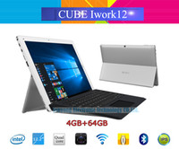 OS XP 256MB 1920x1200 Wholesale- New Arrival 12.2'' IPS Cube Iwork12 Windows 10 Home + Android 5.1 Dual OS Tablet PC 1920x1200 Intel Atom X5-Z8300 Quad Core HDMI