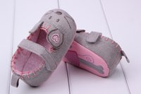 Unisex Winter Fabric Soft Little Mouse Princess Baby Shoes For Girl Boy Infant Shoes 3 size