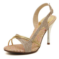 belle tied - BELLE thin heels sandals female women s round toe high heeled shoes hole shoes