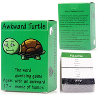 adult christmas humor - FUN Awkward Turtle The Adult Party Cards Game with a Crude Sense of Humor by da Vinci s Room Christmas gift