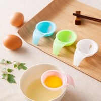 abs army - New Practical Eco Friendly E gg Yolk White Separator E gg Divider Home Kitchen Useful Tools ABS Material JF
