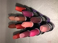 Wholesale High quality New Arrivals M Brand Makeup Selena Dreaming of You matte lipstick Cosmetics colors g Dhl free