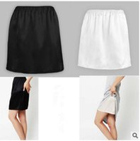 Wholesale Manufacturers selling the summer woman burst skirt wearing impermeable anti slip skirt a petticoat ride