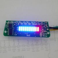 Wholesale car motor oil gauge diy bar fuel meter led light