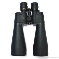 Precio de Hd militar-De alta calidad y precio de fábrica 20-180x100 70MM zoom óptico militar HD Binoculares Telescopio Profesional Grado superior para amateur al aire libre