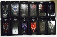 apple animals - Fashion MARCELO BURLON ANIMAL Cover case Hard PC Back Cover For iPhone s Plus Plus Cell Phone Case