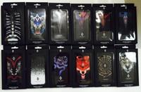 Wholesale Fashion MARCELO BURLON ANIMAL Cover case Hard PC Back Cover For iPhone s Plus Plus Cell Phone Case
