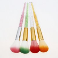 Wholesale High Quality Nail Brush for Acrylic UV Gel Nail Art Dust Clean Brush Multifunction Makeup Brush