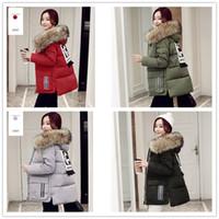 Wholesale Korean Button Down - 2017 Winter New Korean Version Of Loose Thickening Cotton Short Paragraph Cotton Jacket Down Jacket Jacket Size