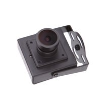 Wholesale 700TVL Mini NTSC quot CMOS Micro Wide Angle Lens Aerial FPV CCTV Camera with audio output