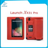 Wholesale Launch X431 Pro Advanced Professional diagnostic scan tool Wifi Bluetooth function Replace diagun