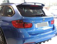 Wholesale M P Style Carbon Fiber Trunk Spoiler Travel Edition S F31 Door Fit For BMW