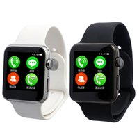 Wholesale New mm Bluetooth Smart Watch Upgrade IWO Generation SmartWatch case for Apple iphone Samsung Huawei Android Phone