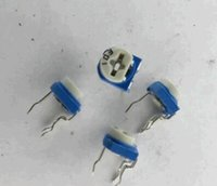 adjustable resistor - RM065 M ohm Trimmer Potentiometer RM Trimmer Resistors Variable adjustable Resistor