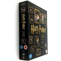 Wholesale DVD movies TV Show Music Series English version Harry Potter Season Disc