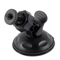 Wholesale Universal Mini Car Suction Cup Mount Tripod Holder Car Mount Holder for Car GPS DV DVR for gopro Camera Universal Accessories