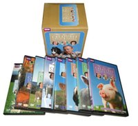 Wholesale 2017 All Creatures Great and Small The Collection Season Dvd Set US Version Boxset New