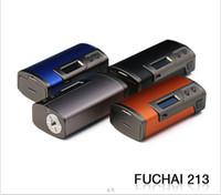 battery calculations - Authentic Sigelei Fuchai TC Box Mod W Celsius based TCR calculation Dual battery VS Sigelei Snowwolf Smok Koopor