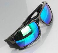 Super cool gafas de sol de gafas de viento de deportes al aire libre deslumbran lentes de resina de color marca diseñadores gafas de sol 7 colores gafas de sol