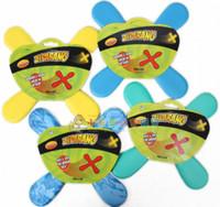 Wholesale Outdoor sports ziparang eva flying saucer batarangs single training children gift training