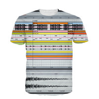 ableton live - New Fashion Ableton Live T Shirt D Sexy Tee Tops Bedroom DJs Popular Music Production Software All Over Print T Shirt Dropship
