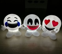 Wholesale 2017 New Arrival LED Face Expression Toys Various Species Laugh Cry
