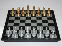 Wholesale Belt magnetic chess board plastic International chess sets Checkers set Portable chess board and chess pieces