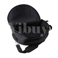 Wholesale 17 Inch D Waterproof Oxford Cloth Soft Padding Snare Drum Bag Black