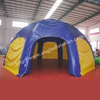 best tent design - Classic design best quality inflatable tent commercial used inflatable dome tent for advertising made in guangzhou