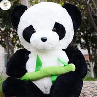 baby giant pandas - 2017 High quality cm Large Stuffed Soft Plush Cute Giant Animal Panda Toy Nice Gift For Babies