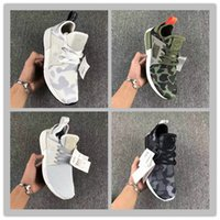 best breathable shoes for men - 2017 The best Bast NMD XR1 women and Men s Casual Running Shoes for Original quality camouflage Boost Fashion Sneakers