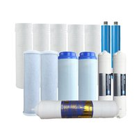 Wholesale PHEPUS Years stage filter cartridge with PP cotton GAC CTO RO membrane T33 resin filter for water filter