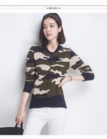 bell contract - The spring and autumn period and the new tall waist contracted cultivate one s morality knitting with a long sleeved round collar short