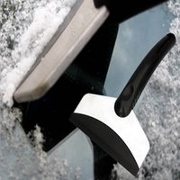 alignment car - Snow shovel car advanced stainless steel ice shovel the snow battle Car flanger vehicle snow shovel