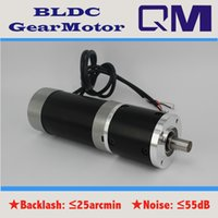 Wholesale Gear brushless dc motor nema W V bldc motor with planetary gearbox ratio