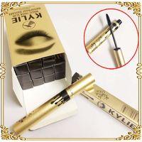 Wholesale 2016 Newest Kylie Jenner Mascara Magic thick slim waterproof mascara Black Eye Mascara Long Lasting Eyelash creams DHL