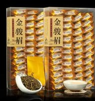 Wholesale black tea from Mount Wuyi named FCJJMS total g two boxes pure natural