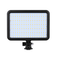 Lumières led vidéo caméra France-Triopo TTV-204 Ultra Thin Photographic Equipment LED Camera Vidéo Light Lamp Panel 3200K ~ 5500K Dimmable pour Canon Nikon Pentax DSLR D2722