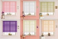 Wholesale New Zebra Roller blinds Size drop with colors