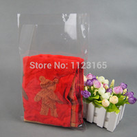 adhesive transparency - 16 cm X Self Adhesive Seal OPP plastic bag Clear reclosable poly pouch with High transparency Glue strip sealed pack