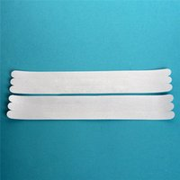 Wholesale quot quot Curved Strips Bath Tub Shower Self Adhesive Non Skid Anti Slip Stickers