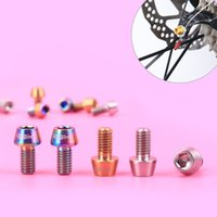 Wholesale Bike Screws M5 mm Tapered Head Front Rear Derailleur Cable Pinch Bolt MN0249